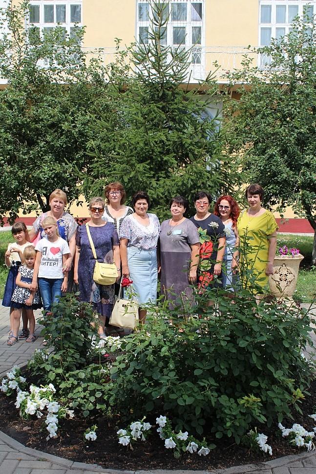 Экскурсия в посёлок Ракитное