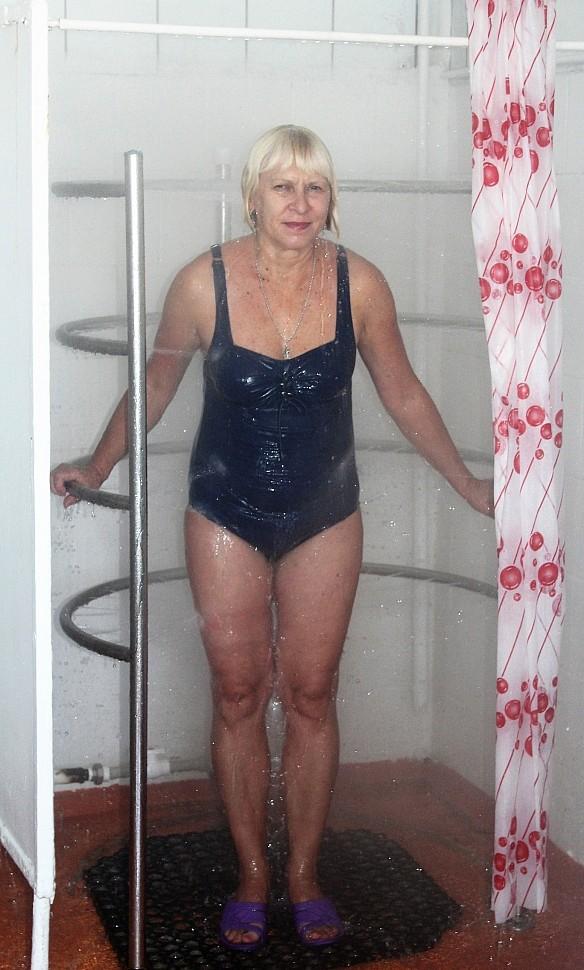 """Обновление процедуры """"Циркулярный душ"""""""